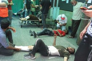 Blood and resistance in Palestine on the day of the Nakba