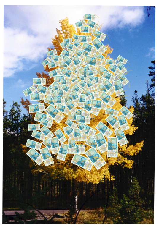 UK: The Magic Money forest
