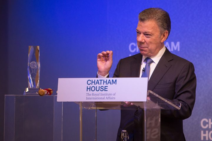 """Kolumbien wird """"globaler Partner"""" der Nato"""