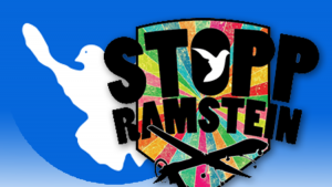 Dem Frieden ein Gesicht geben: Vielfältige Protestaktionen gegen die US-Air Base Ramstein