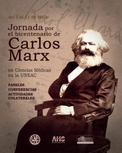 Jornadas por el Bicentenario de Karl Marx en Santa Clara