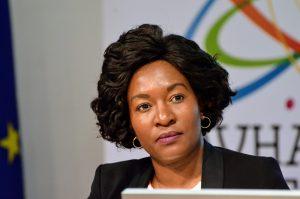 Nicole Ndongala: We're all human; that's what unites us