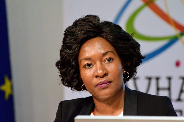 Nicole Ndongala: Είμαστε όλοι άνθρωποι. Αυτό είναι που μας ενώνει