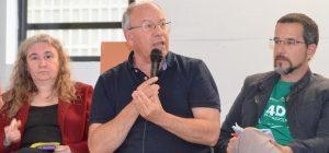 """Tomás Hirsch: """"Die Sozialdemokratie befindet sich in einer Krise, weil sie eine schlechte Kopie der Rechten ist"""""""