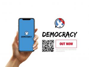 DEMOCRACY Beta ist online  – Mit ein paar Klicks zum Bundestagsabgeordneten