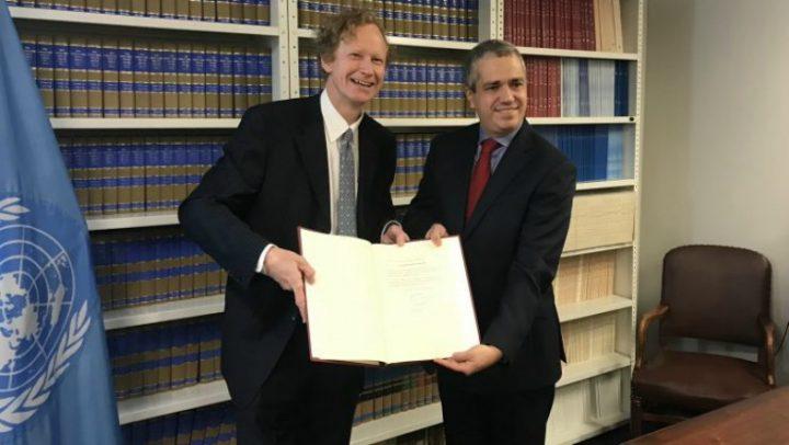 Österreich ratifiziert den Vertrag über das Atomwaffenverbot