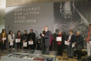Exposición Arpilleras por la Vida y sus Derechos