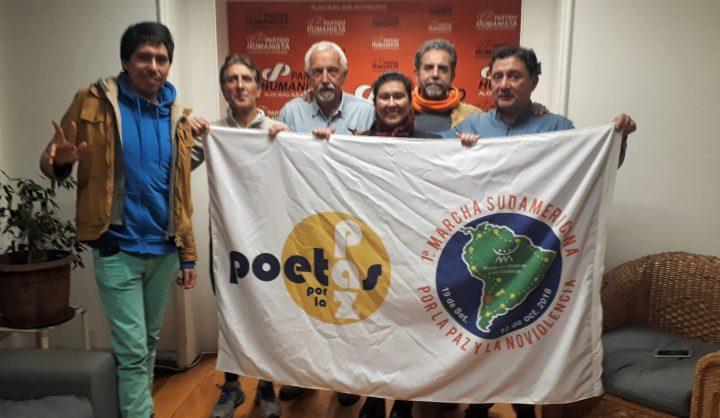 Marche sud-américaine pour la paix et la Nonviolence active