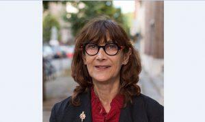 """Sabine Rubin: """"Aprirsi al mondo, con la curiosità della differenza, senza violenza… oggi sembra utopistico, ma è esattamente l'immagine che l'umanità, che i popoli desiderano…"""""""
