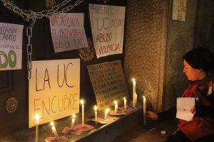 Chile: Toma feminista en la UC
