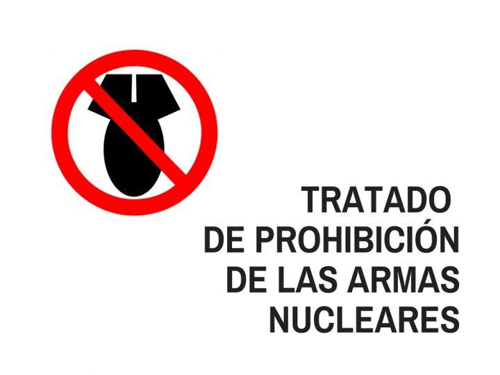 #FHE: Parlamentarios firmarán Compromiso con Tratado sobre Prohibición de Armas Nucleares