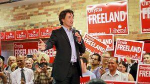 Justin Trudeau no es el que quiere hacernos creer