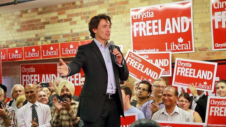 Justin Trudeau non è chi ci vuole far credere