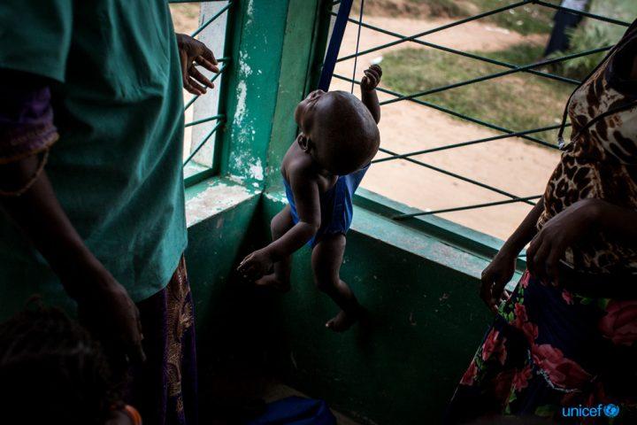 Unicef/Congo: 770mila malnutriti nel Kasai; ebola nella provincia dell'Equatore