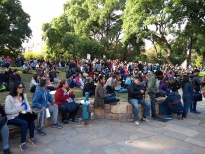 Argentina: En Uspallata se organizan contra el fracking