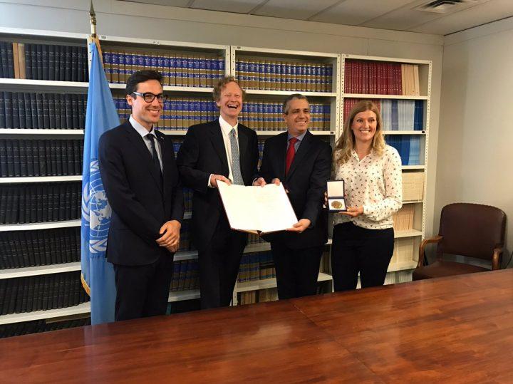 L'Autriche remet les documents de ratification du Traité sur l'Interdiction des Armes Nucléaires