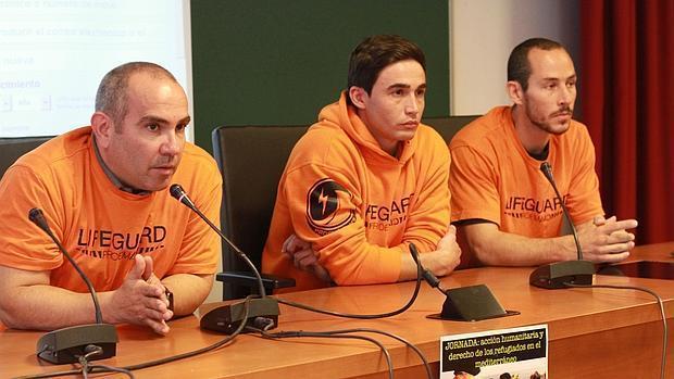 Lesbos: Rescatar personas del mar no es un crimen