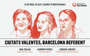 Las políticas de Barcelona inspiran cambios en vivienda y feminismo alrededor del mundo