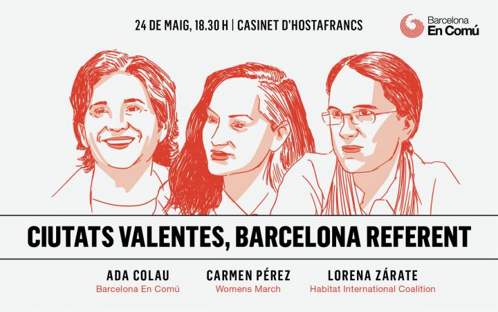 Les polítiques de Barcelona inspiren canvis en habitatge i feminisme al voltant del món