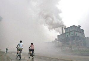 Mueren siete millones al año por la exposición a las partículas finas en el aire contaminado