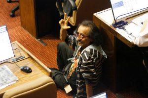 """Florcita Alarcon: """"Ich bin ohne Zweifel sehr weit vom Kapitalismus entfernt"""""""