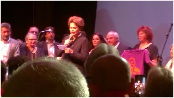 Lula libre: un grito que se hizo canto, poesía y bandera