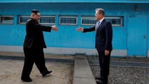 Διακήρυξη του Πανμουτζόμ: Τι συμφώνησαν η Βόρεια και η Νότια Κορέα