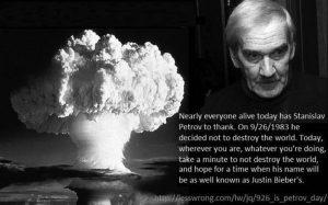 Milano: omaggio a Stanislav Petrov