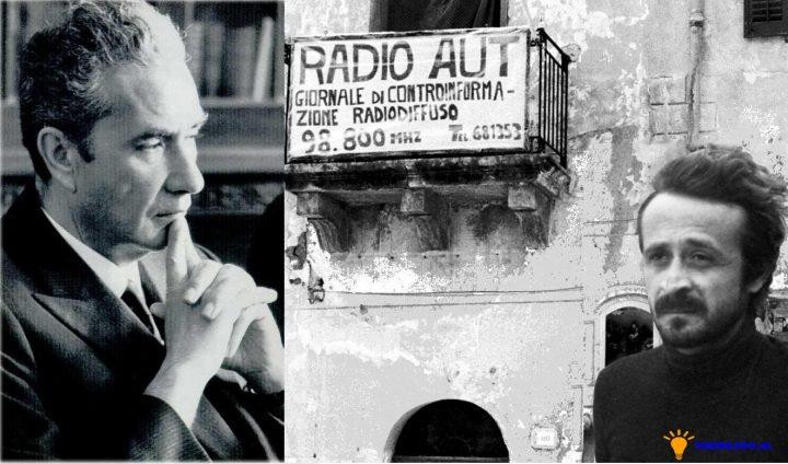 In memoria di Aldo Moro e Peppino Impastato
