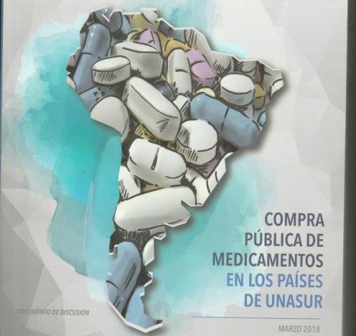 Estudio UNASUR: Acceso a medicamentos, una prioridad regional