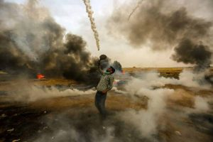 Da Gerusalemme a Gaza… la grande marcia continua