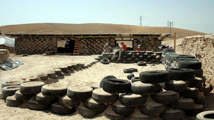 Società Civile per la Palestina: appello per la scuola di gomme