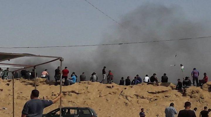 GAZA. La grande marcia prosegue. Reportage fotografico dal confine di Al Bureji
