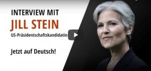 Exklusiv-Interview mit Jill Stein, US-Präsidentschaftskandidatin 2012 und 2016