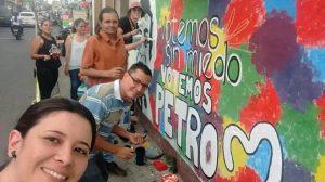 Humanistas apoyaron a Petro en Colombia