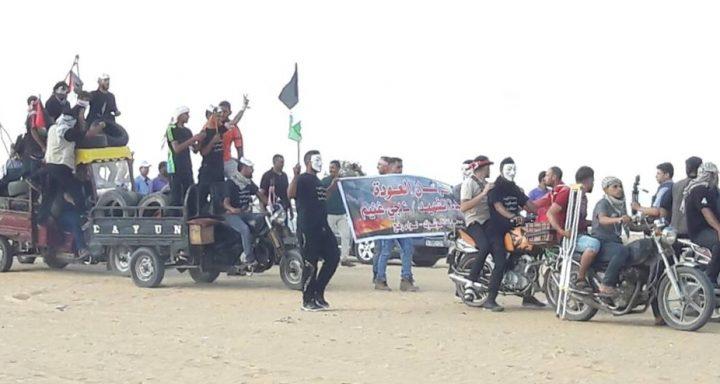 Cronaca e reportage fotografico dal border di Rafah