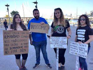 Oltre trenta organizzazioni sociali di Valencia esigono un cambiamento reale delle politiche sull'immigrazione