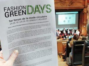 Fashion Green Days, la economía circular y su aplicación a la moda sostenible