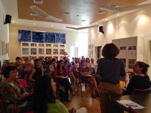 Un viaggio per la libertà: un progetto per la vera autonomia e il concreto inserimento socio culturale di donne migranti e richiedenti asilo