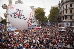 Comunicadores y movimientos sociales latinoamericanos se solidarizan con La Garganta Poderosa
