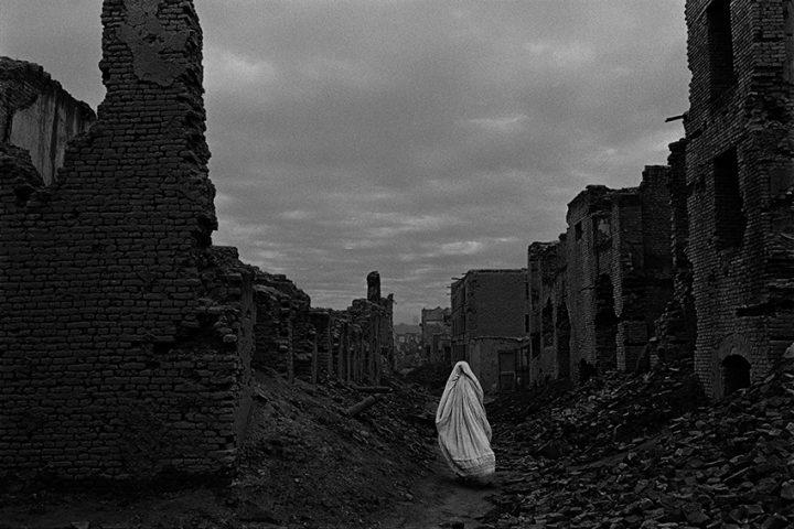 Retrospectiva de James Nachtwey en la Casa Europea de la Fotografía