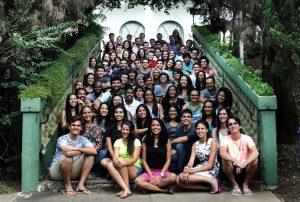 Jóvenes de cuarenta países se preparan para contribuir a cambiar el mundo