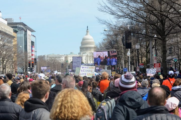 "Gli studenti di March For Our Lives lanciano ""Road to Change"""