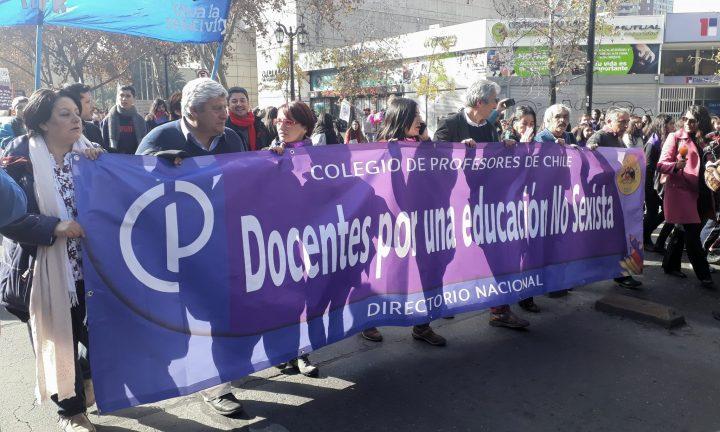 Marcha por una Educación No Sexista