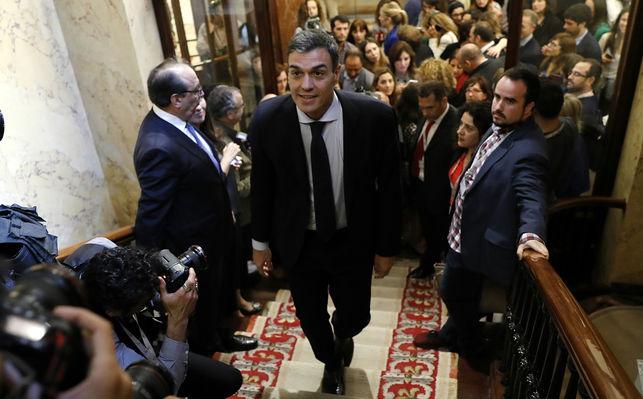 La corrupción termina con Rajoy y pone como presidente al socialista Pedro Sánchez