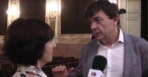'La paz ha de formar parte de la educación en todas las etapas', según Carlos Andradas