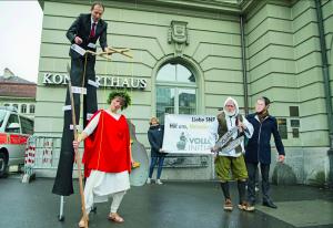 Referendum svizzero: oggi ultimo giorno per votare per posta