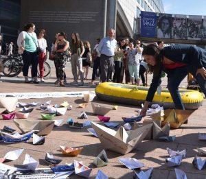 """Migranti. Schlein (Possibile/S&D): i governi UE oggi non ignorino le 173 piazze di """"European Solidarity"""""""