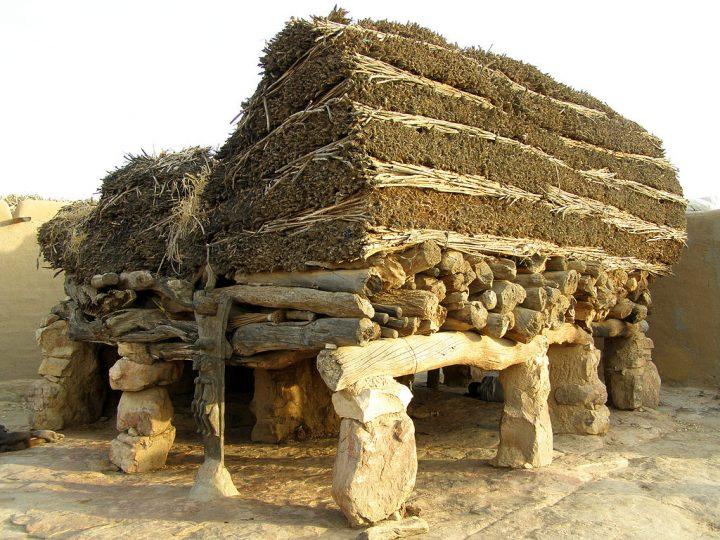 África, una historia para redescubrir. 3- Los Dogones de Malí, un pueblo extraordinario