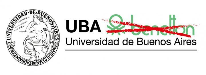 Chau Benetton de la UBA